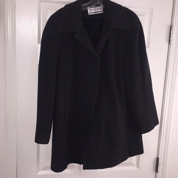 makinstoch Jackets & Blazers - Mackintosh  pea coat in excellent condition